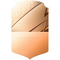 Carta FIFA personalizada BRONZE 21/22