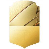 Carta FIFA personalizada ORO 21/22