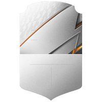 Carta FIFA personalizada PLATA 21/22