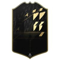 Carta FIFA personalizada TOTW